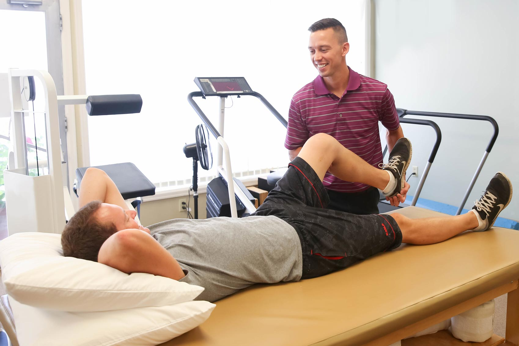 Huntington physical therapy - Contact Us